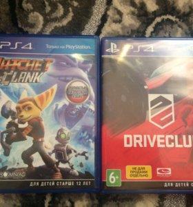 Игры для PlayStation 4