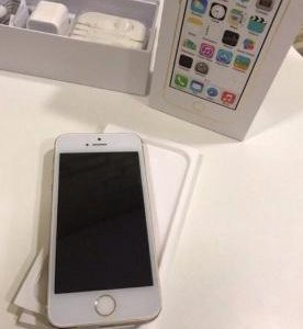 Apple iPhone 5S 16Gb Space Silver