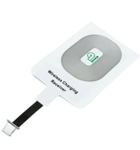 Приемники для беспроводной зарядки для iPhone.