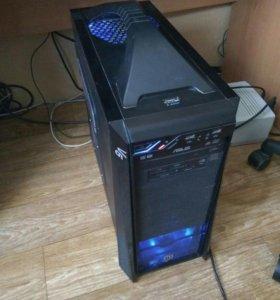 Игровой компьютер Intel Core i7 950 монитор NEC 22