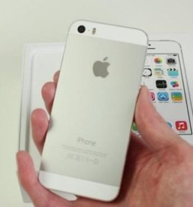 Apple iPhone 5S 32Gb Space Silver