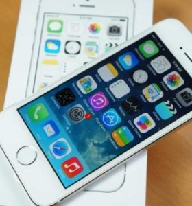 Apple iPhone 5S 64Gb Space Silver