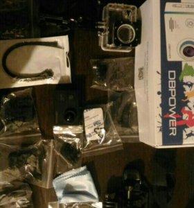 Экшен камера dbpower