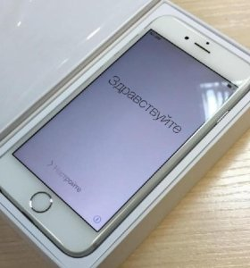 Apple iPhone 6 16Gb Space Silver