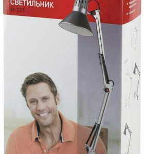 Новая настольная лампа