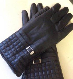 Перчатки зимние на полную руку