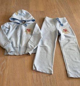 Спортивный костюм 92-98см
