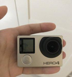 Продам камеру GoPro 4 HERO с памятью