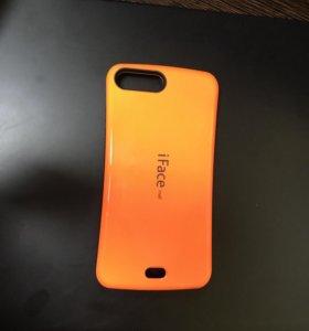 Чехол противоударный на iPhone 7plus