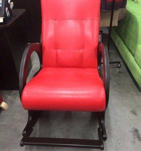 Кресло- качалка новая