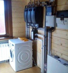 профессиональный электромонтаж,монтаж отопления