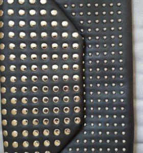 Черный клатч New Look на цепочке