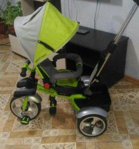 Продам детский трехколесный велосипед.