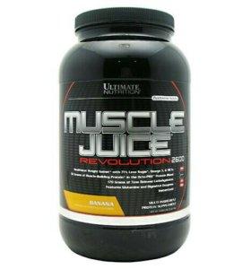 Гейнер Ultimate Nutrition Muscle Juice 2120г