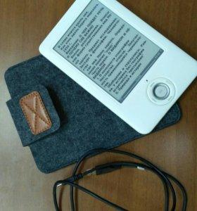 Электронная книга с mp3 Onyx boox A60S