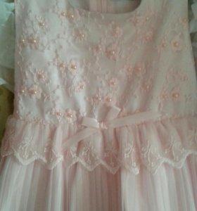 Красивое платье на рост 86-92