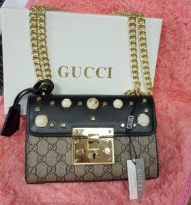Люксовая сумка Gucci