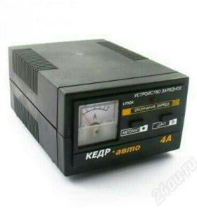 Автомобильное зарядное устройство для аккумулятора