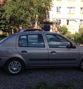 Renault Symbol 1,4 МТ, седан