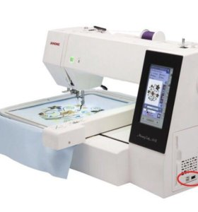 Вышивальная машинка Janome memory craft 500 e