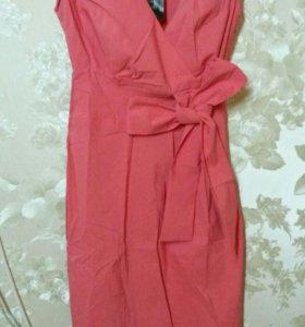 Стрейчевое платье 38-40-42