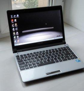 """Компактный ноутбук Asus UL20A, 12"""", U7300, 3Гб"""