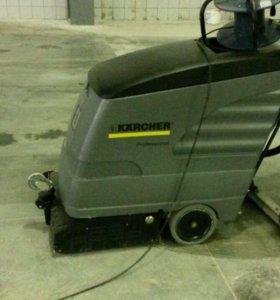 Ручная поломоечная машина Karcher BR 530 Ep