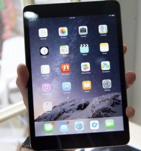 Планшет iPad mini, wi-fi, cellular, 16 GB, black