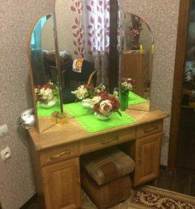 """Мебельный комплект """" Комод + трельяж"""""""