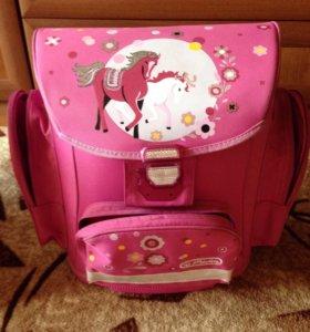 Рюкзак для девочек ортопедический