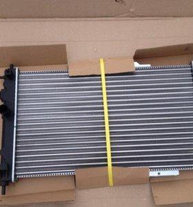 Радиатор охлаждения Дэу Нексия (Daewoo Nexia)