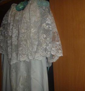 Очаровательное дизайнерское платье Visell