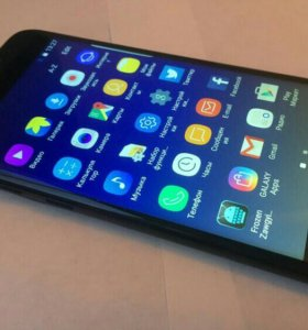 Samsung galaxy s 8 plus black