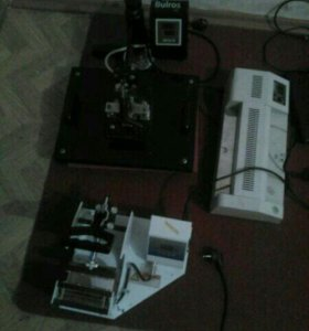 Термопрессы ламинатор