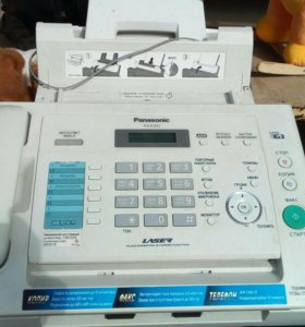 Факс Panasonic kx - fl423