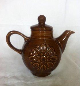 Чайник. Керамика. СССР