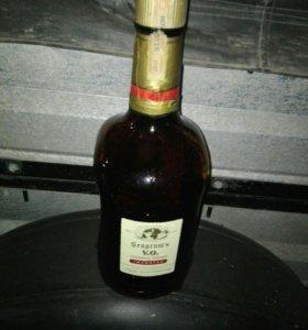 Бутылка винтаж виски