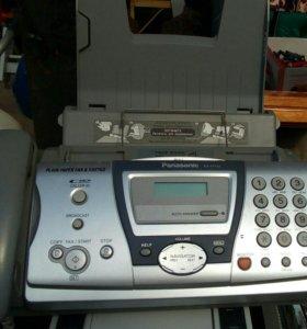 Факс Panasonic kx - fp143