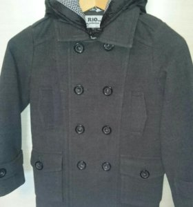 Драповое пальто на мальчика