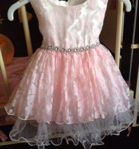 Платье принцессы😍