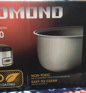 Новая чаша для мультиварки Redmond