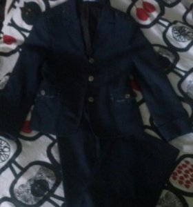 Школьный костюм,юбка