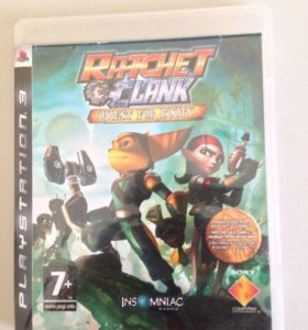 Ratchet&Clank: Quest for Booty