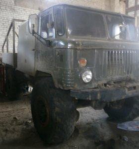 ГАЗ-66 болотник-дизель