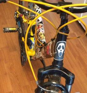 Велосипед горный Altair MTB FS 26