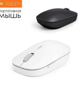 Беспроводная мышь Xiaomi Portable Mouse 2 gen