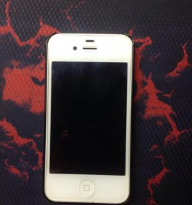 iPhone 4s white 8 gb