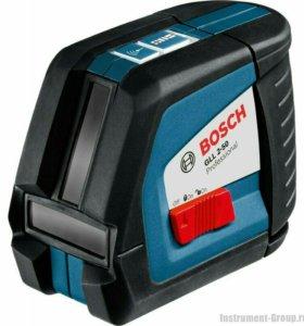 Линейный лазерный нивелир Bosch GLL 2-50 Professi