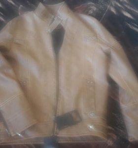 Куртка мужская 48 р новая