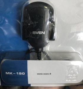 Микрофон клипса для компьютера